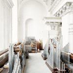Renovierung der Schlosskirchen Orgel Friedrichshafen, Oktober 2018