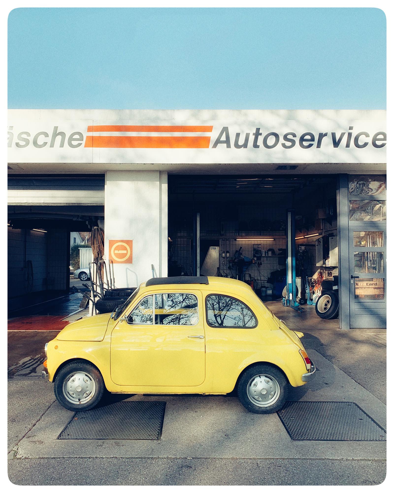 Autoservice ✨ Lindau, November 2018