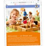 Neue Fotos für die Webpräsenz des Kindergarten St. Michael
