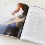 """Bild Veröffentlichung im Magazin """"Von Fischen, Fischern und Forschern"""""""