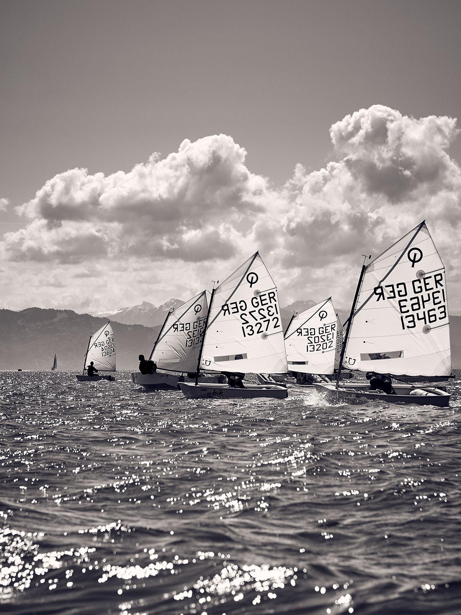 Montfort Junior Trophy, Lac de Constance, Mai 2017